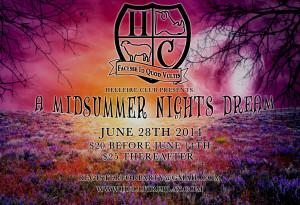 Midsummer Night's Dream - June 2014 (2nd Anniversary Party)